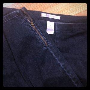 LC Lauren Conrad Jeans - Lauren Conrad Ankle Zip Jeggings